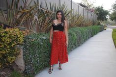 Le Bella Gypsy: Leather + Lace & Everything Nice