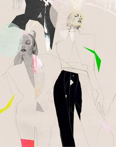 Cecilia Carlstedt Hemlines and Silhouettes (detail)