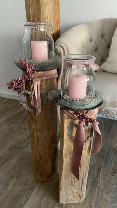 Shabby, Hello Spring, Drops Design, Backyard Patio, Holidays And Events, Diy And Crafts, Candle Holders, Projects To Try, Sweet Home