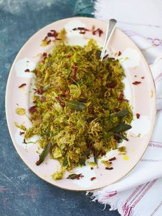 Brussel Sprouts | Vegetables Recipes | Jamie Oliver Recipes