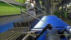 Special looms weaving special silk in Sudbury, Suffolk. Sudbury Suffolk, Rococo Style, Optician, Factories, One Pic, Weaving, Artisan, France, Tie