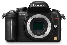Panasonic Lumix DMC-GH2 16.05 MP Live MOS Mirrorless Digi...