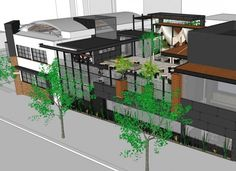 First Look: The New Kettner Exchange Eatery in Little Italy Slated to Open This Fall