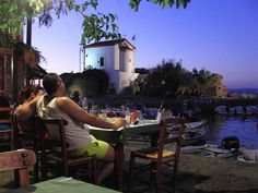 Relaxing holiday on the island of Lesbos