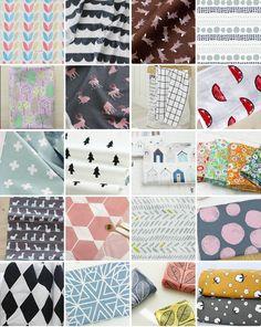 Tissus canons et pas chers Fabrics from ebay