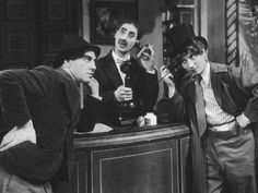 61. The Cocoanuts (1929, dir. Florey and Santley)  Rating: A-  Finished: August 2, 2012
