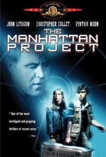 The Manhattan Project. With a very young John Lithgow. A very fun thriller. How did I ever miss it the first time around? Available on Netflix streaming. All Movies, Sci Fi Movies, Movies Online, Movies And Tv Shows, Movie Tv, Teen Movies, John Lithgow, Young John, Nuclear Medicine