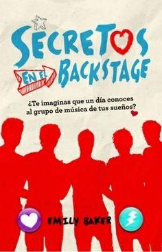 Secretos en el backstage - Emily Baker