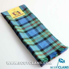 Smith Tartan Head Scarf