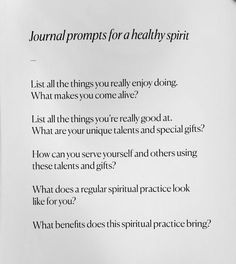 Daily Journal Prompts, Work Journal, Poetry Journal, Writing Therapy, Self Care Bullet Journal, Mental Health Journal, Get My Life Together, Self Care Activities, Self Reminder