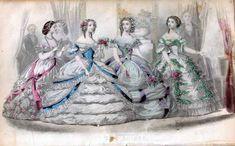 Oct 1859 -Godey