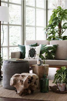 Wzorzysta poszewka na poduszkę | H&M