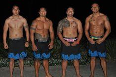 Samoan men ;)