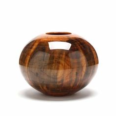 Turned Wood Bowl, Matt Moulthrop Lot 185