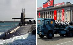According to satellite imagery, North Korea is moving along on its ballistic missile submarine, which experts say may threaten US cities such as LA and Chicago. {PROPHECY: WARS/RUMORS OF WARS - Matthew 24:6-8 & Luke 21:9-11}