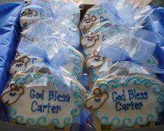 Flour Box Bakery — Blue Sheep Cookies