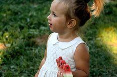 """Crianças não nascem gostando de """"porcaritos"""""""