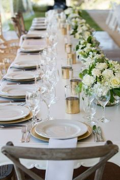 wedding spring table decoration long table golden accents white flowers - Home Page Short Hair Long Fringe, Short Hair Lengths, Short Stacked Bob Haircuts, Silver Hair Highlights, Haircut For Square Face, One Length Hair, Side Bun Hairstyles, Bangs With Medium Hair, Simple Wedding Hairstyles