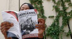 """Merci à streepress Dans """" Marianne, la soeur du dealer"""", Maliya raconte l'histoire de sa famille, menacée d'expulsion par le bailleur, depuis que son petit frère a été condamné pour trafic de stupéfiant."""