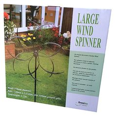 Greenkey Large Garden Wind Spinner