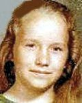 Missing since June 5, 1971 from Corona, Riverside County, California.