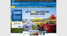Michelin Tires: Overwhelming at first glance + Does not utilize entire screen +  Over 'designed': makes it clunky - http://www.michelinman.com/