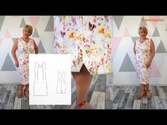 Easy Sewing Projects, Lily Pulitzer, Youtube, Dresses, Dressmaking, Vestidos, Dress, Youtubers, Gown