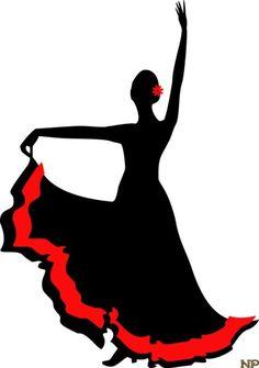 Shadow style flamenco dancer tattoo Source by Dancer Tattoo, Pencil Art Drawings, Art Drawings Sketches, Dancing Drawings, Flamenco Dancers, Indian Art Paintings, Silhouette Art, Bottle Art, Mandala Art