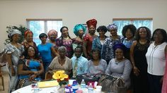 Tiffany Young aka Georgia Geechee Griot brought the first group of Igbo women from Nigeria to Igbo's landing on St. Simons Island Ga August 10th 2015 To tour the Dunbar creek and to pray over the site as well as to pay tribute to our ancestors!  TSY