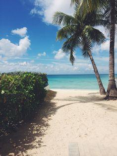 Seven Mile Beach // Grand Cayman