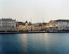 Piazza Unità d'Italia serves as the city's main gathering place. Trieste