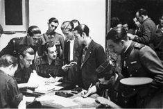 España da inicio al reclutamiento de voluntarios para la División Azul - 27/06/1941.
