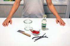 Ingredients-for-Vanilla-Spice-Massage-Oil
