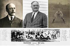 Los cuatro deportes más populares de Estados Unidos fueron inventados por canadienses.  - Baloncesto: James E. Naismith - Fútbol americano: Universidad de McGill - Béisbol: el primer juego registrado es en Beachville, Ontario - Hockey: James Creighton