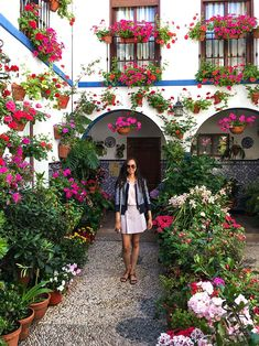 If there's one perfect time to visit Cordoba, it's in May during the Cordoba Patio festival. Read on for my photo diary of the beautiful event.