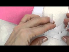 "How to Make a Faux Bow using 7.5"" of ribbon.  Free Video Tutorial from CardMaker Kit-of-the-Month Club."