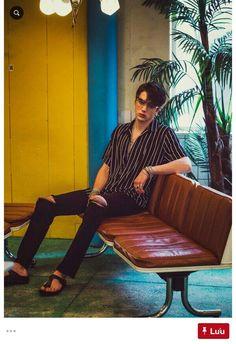 New Style Jeans Shirt Stripes Ideas Urban Fashion, Trendy Fashion, Mens Fashion, Fashion Model Poses, Fashion Models, Boys Korean, Look Street Style, Poses For Men, Look Vintage