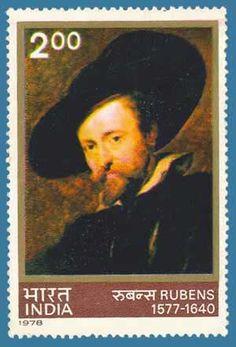 SG # 886 (1978), Rubens - Self Portrait
