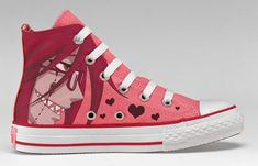 Black Butler Grell Sneakers. Oh my God, these are awesome. I MUST HAVE I love them so much