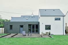 Deirdre's dark, daring cottage on the outskirts of Galway City