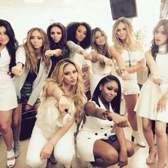 Fifth Harmony & Little Mix