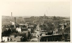 State Street Looking West | Photograph | Wisconsin Historical Society