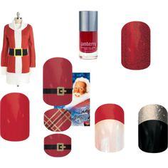 """The Santa Claus"" by winypohbear on Polyvore"