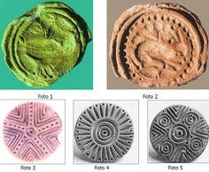 Stone Carving, Sardinia, Pottery, Creative, Handmade, Gadget, Stamps, Europe, Costume
