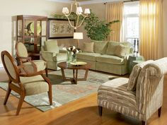 Willow Park with Mandalay Living Room Set
