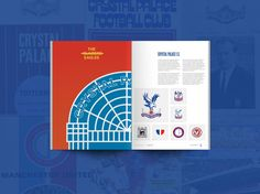Dezeen is giving away five copies of a book featuring the evolving crests of 47 Premier League football clubs and exclusive artwork for each team.
