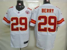 1365a8f08 Julio Jones jersey Nike Chiefs Eric Berry White With C Patch Men s Stitched  NFL Elite Jersey