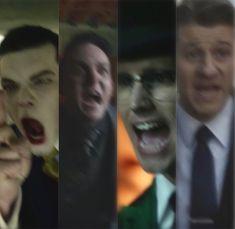 Gotham Show, Gotham Series, Gotham Cast, Gotham Tv, Riddler Gotham, Gotham Villains, Jerome Gotham, Joker Comic, Joker Poster