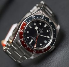 Tudor Black Bay GMT Watch Hands-On Hands-On