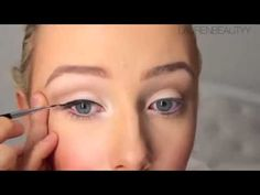 Marilyn Monroe Makeup Tutorial. This is EXACTLY what I needed!!